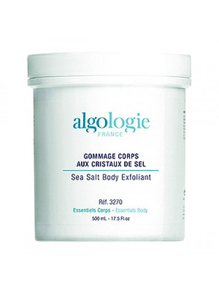 Algologie Скраб для тела с морской солью (Линия для тела | Sea Salt Body Exfoliant) 233270 500 мл