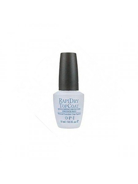 OPI Верхнее покрытие Быстрая сушка (Base Nail Care / RapiDry TopCoat) NTT74 15 мл