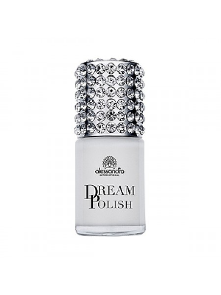 Alessandro Выравнивающая основа (Dream Collection | Ridge Filler Luxury Nail Polish Cashmere White) 08-530 15 мл